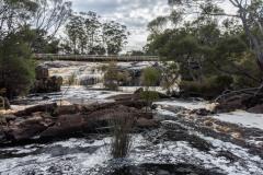 Fernhook Falls, Deep River, Walpole, WA. DSC_8216